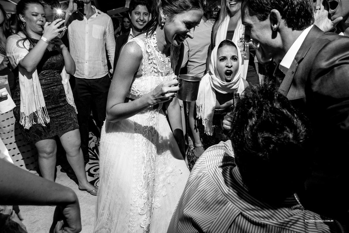 fotografia de casamento preto e branco