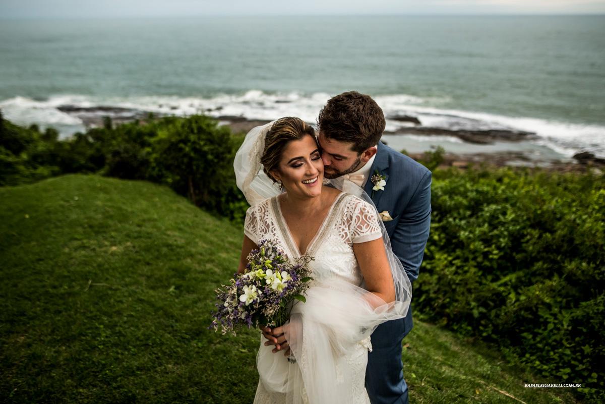 Capa do album das fotos do Casamento de Cacá + Rafa