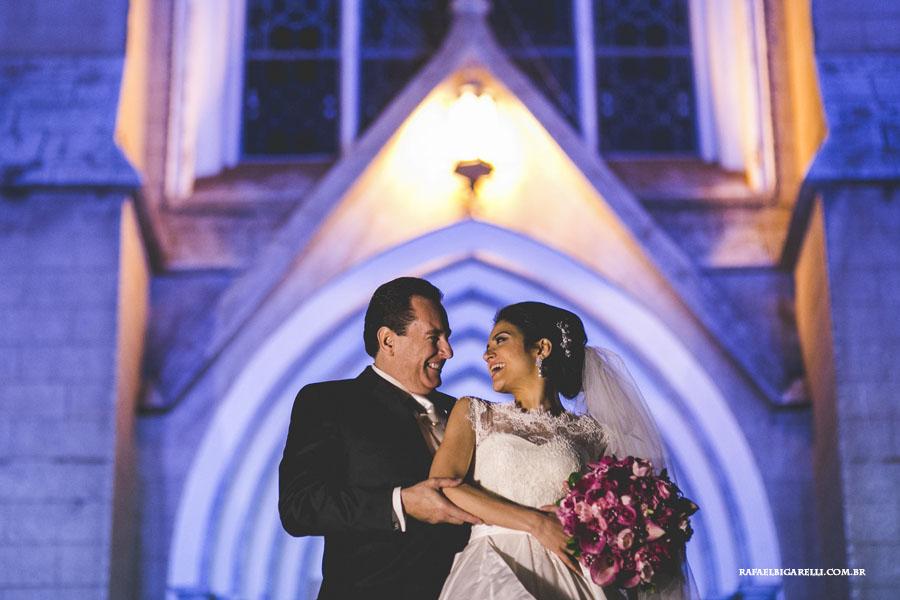 Capa do album das fotos do Wedding de Carol + Ricardo