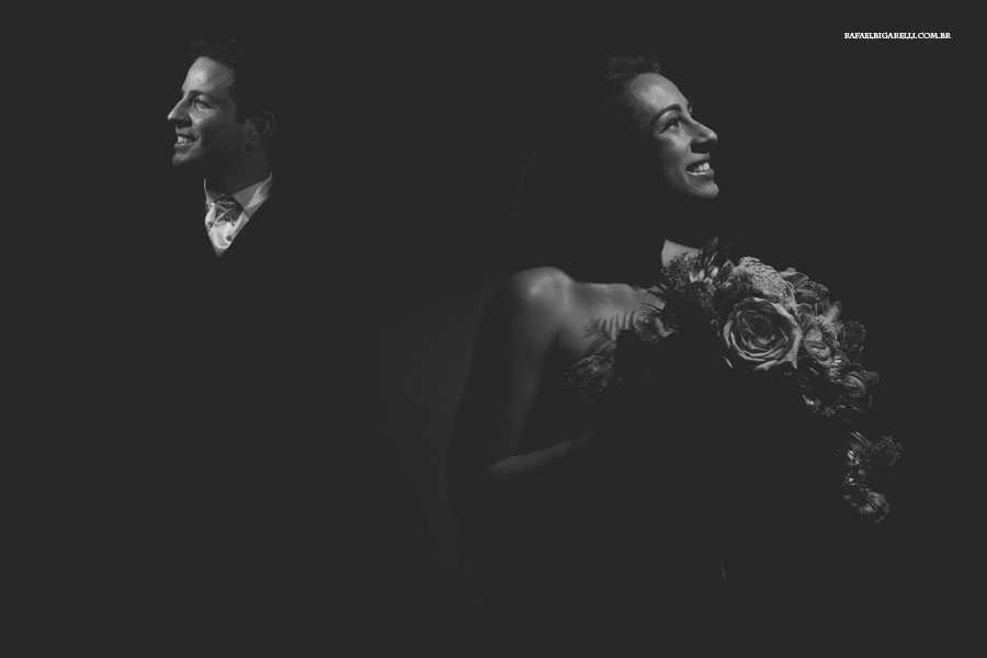 Capa do album das fotos do Casamento de Priscila + Julio