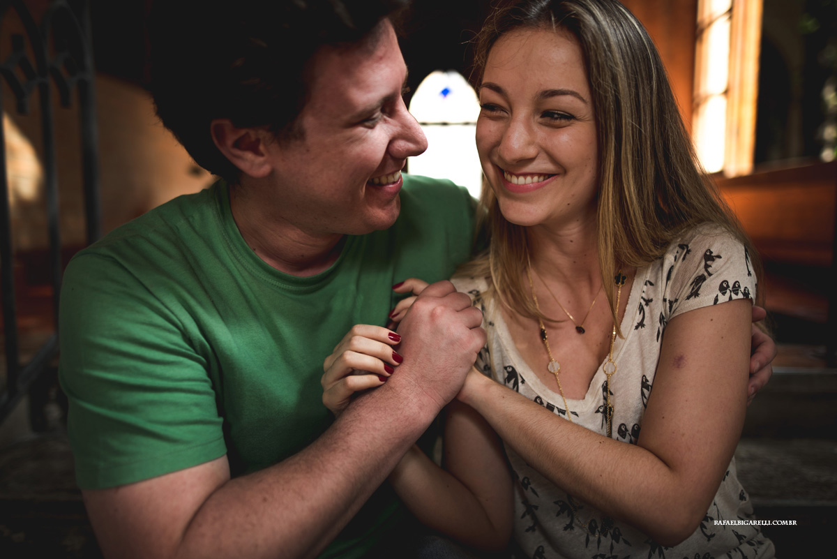 Capa do album das fotos do Pré - Wedding de Carla + Pedro