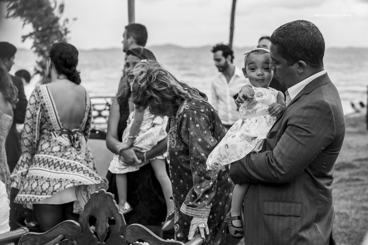 criança em casamentos