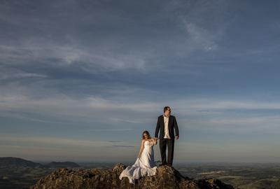 Capa do álbum do Trash it de Leticia + Marcelo fotografados por Rafael Bigarelli Fotógrafo de casamento