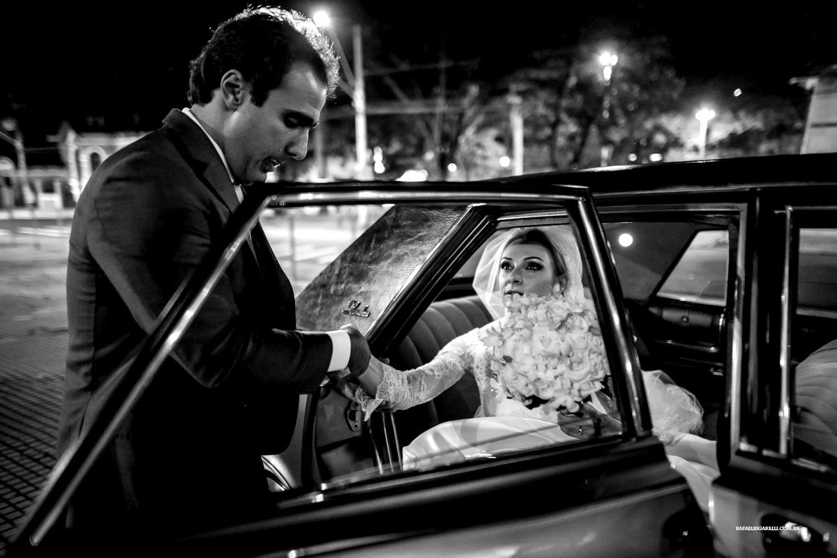 Capa do album das fotos do Wedding de Fran + André