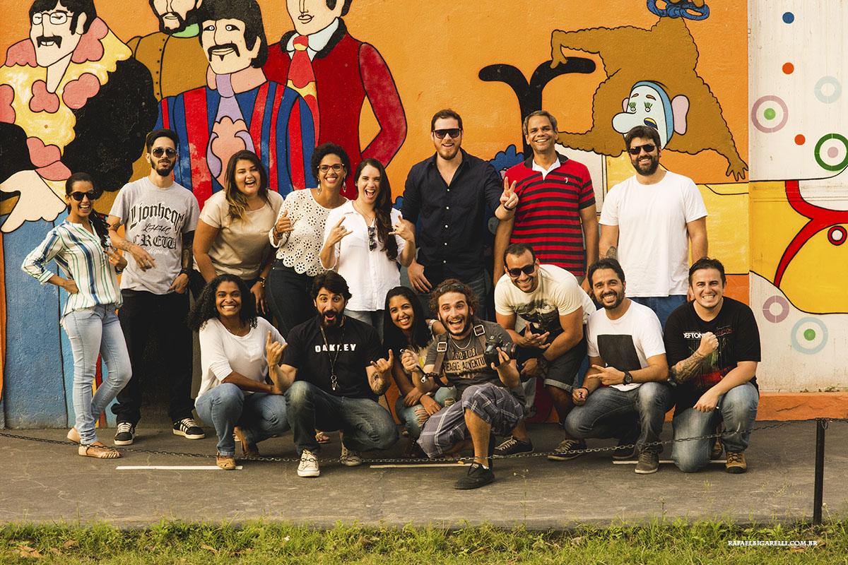 Capa do album das fotos do Workshop de Cynthia + Canavarro