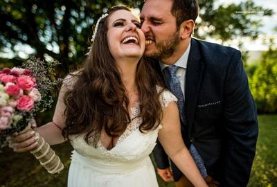 Capa do álbum do Wedding de Marina e Bruno fotografados por Rafael Bigarelli Fotógrafo de casamento