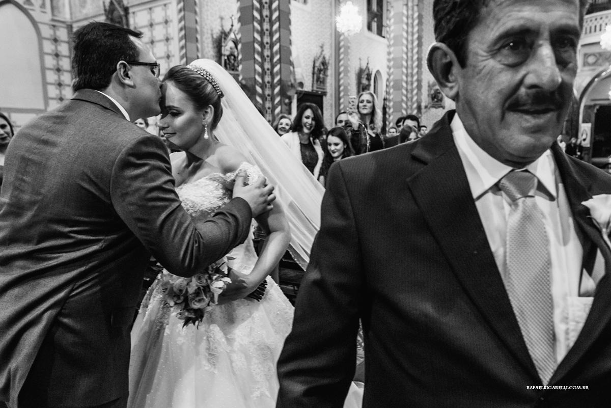 entreda da noiva