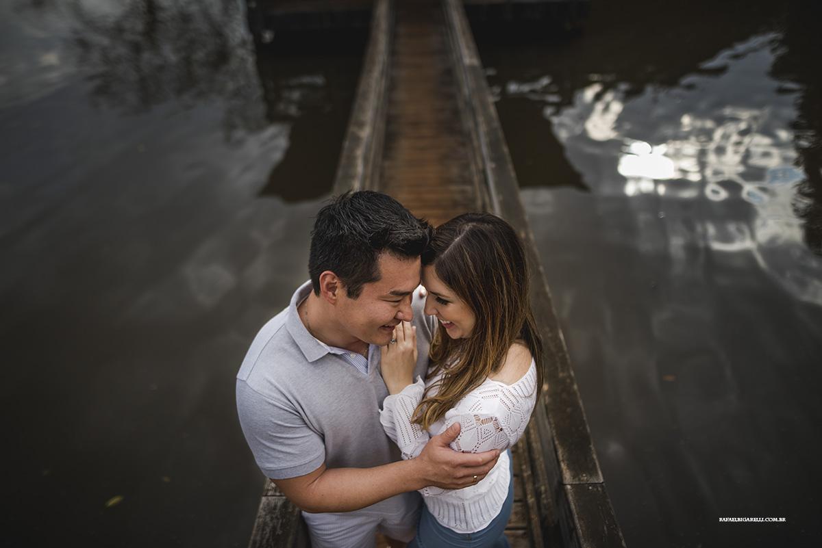Capa do album das fotos do Pré - Wedding de Ana + Nao