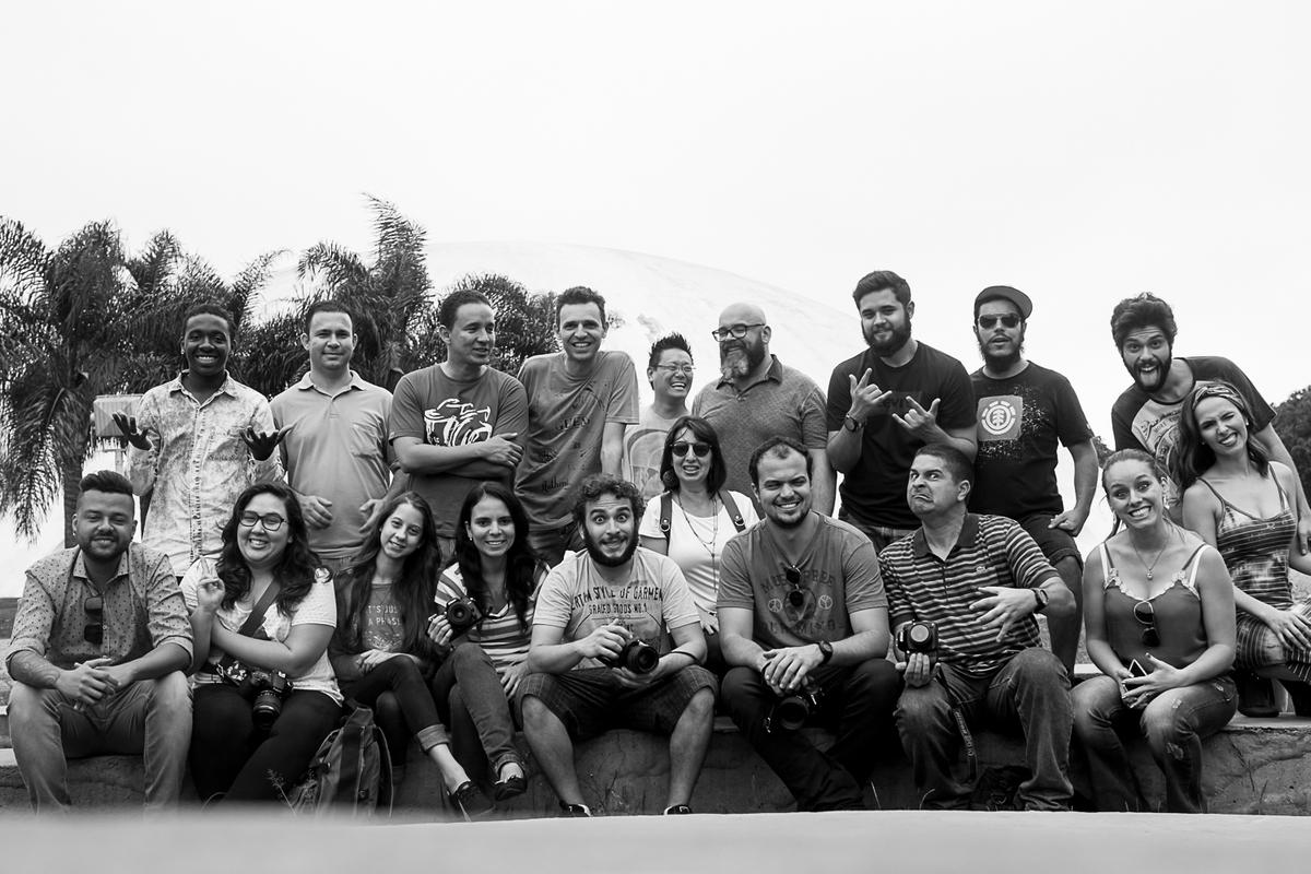 Capa do album das fotos do Workshop de WORKSHOP SÃO PAULO