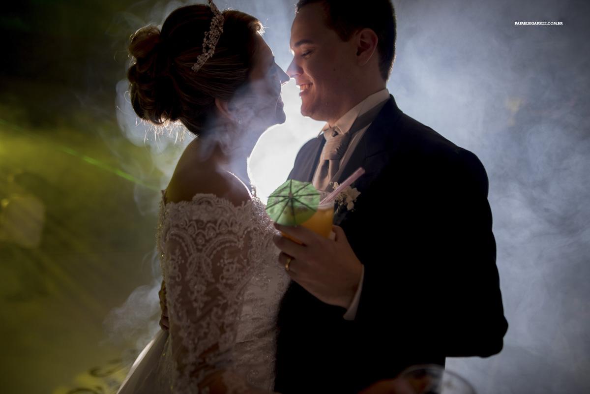 Capa do album das fotos do Wedding de Carol + Diogo