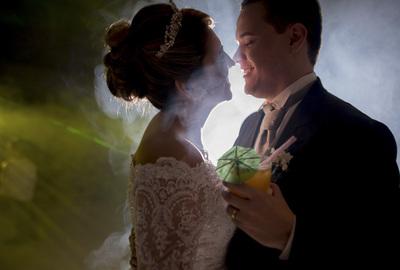 Capa do álbum do Wedding de Carol + Diogo fotografados por Rafael Bigarelli Fotógrafo de casamento