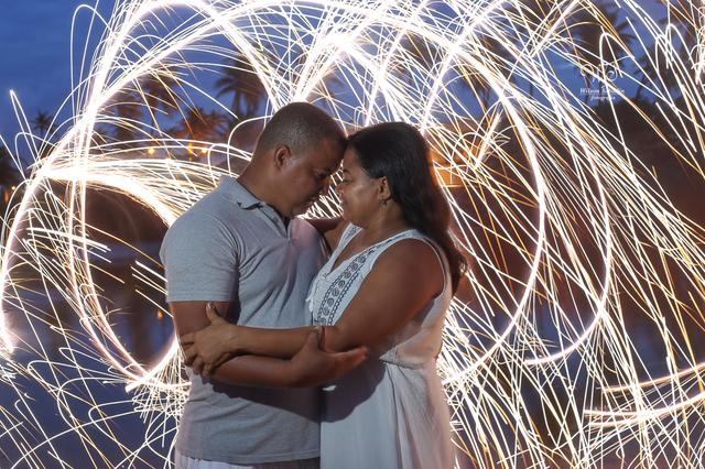 Pré-Wedding de Ivone & Mário