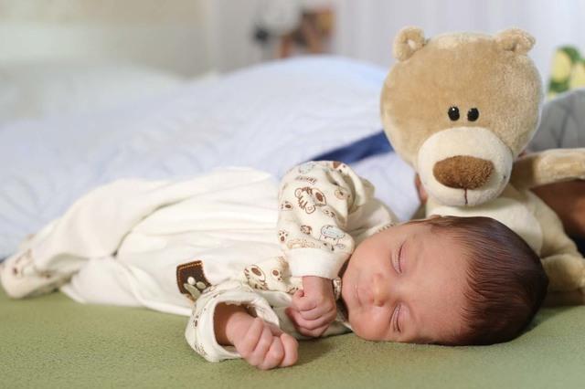 Newborn de Roque Felipe 17 dias