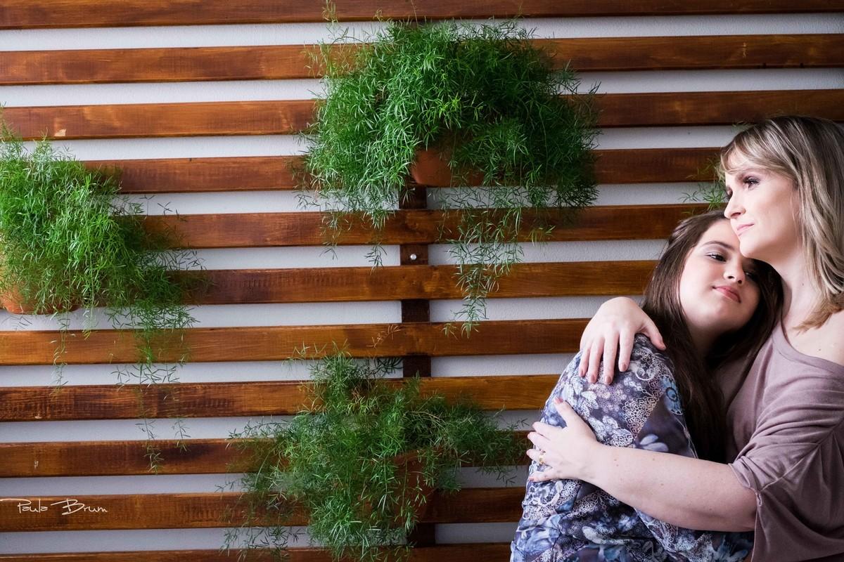 Foto de Adriana Reiff e Família