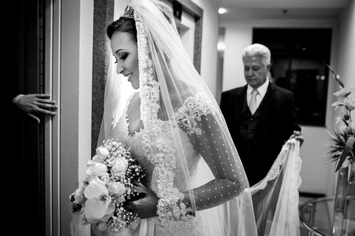 Foto de Casamento Aline e Léo