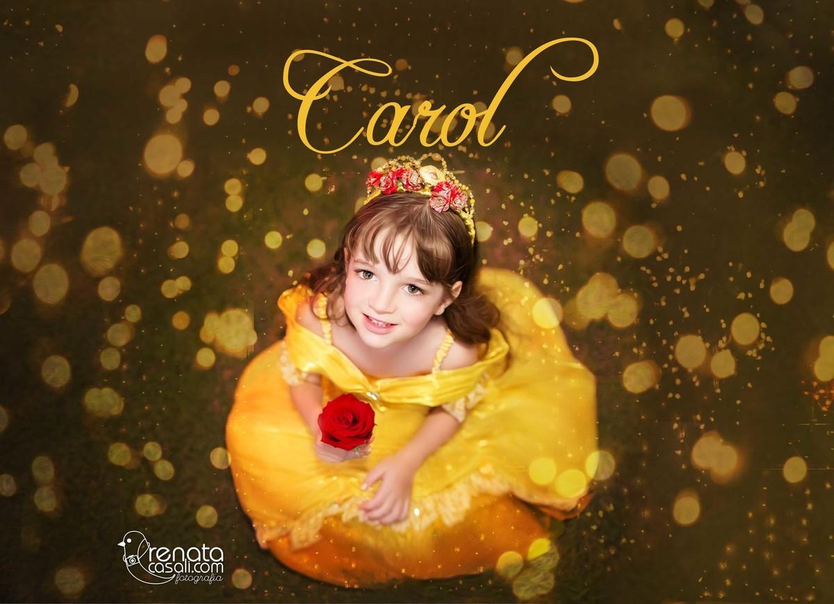 Foto de Carol fez 4!