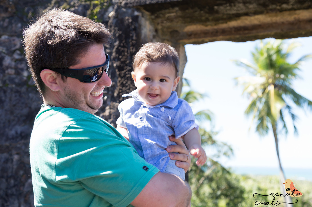 Foto de Rafael 6 meses