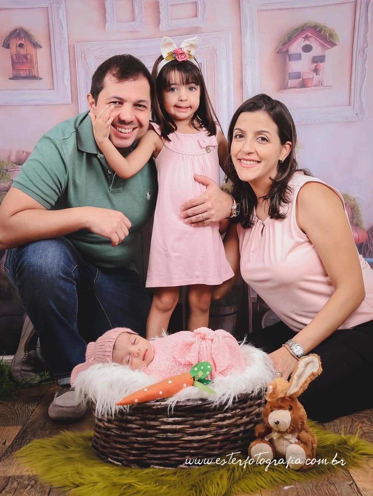 Fotografia Newborn Campinas