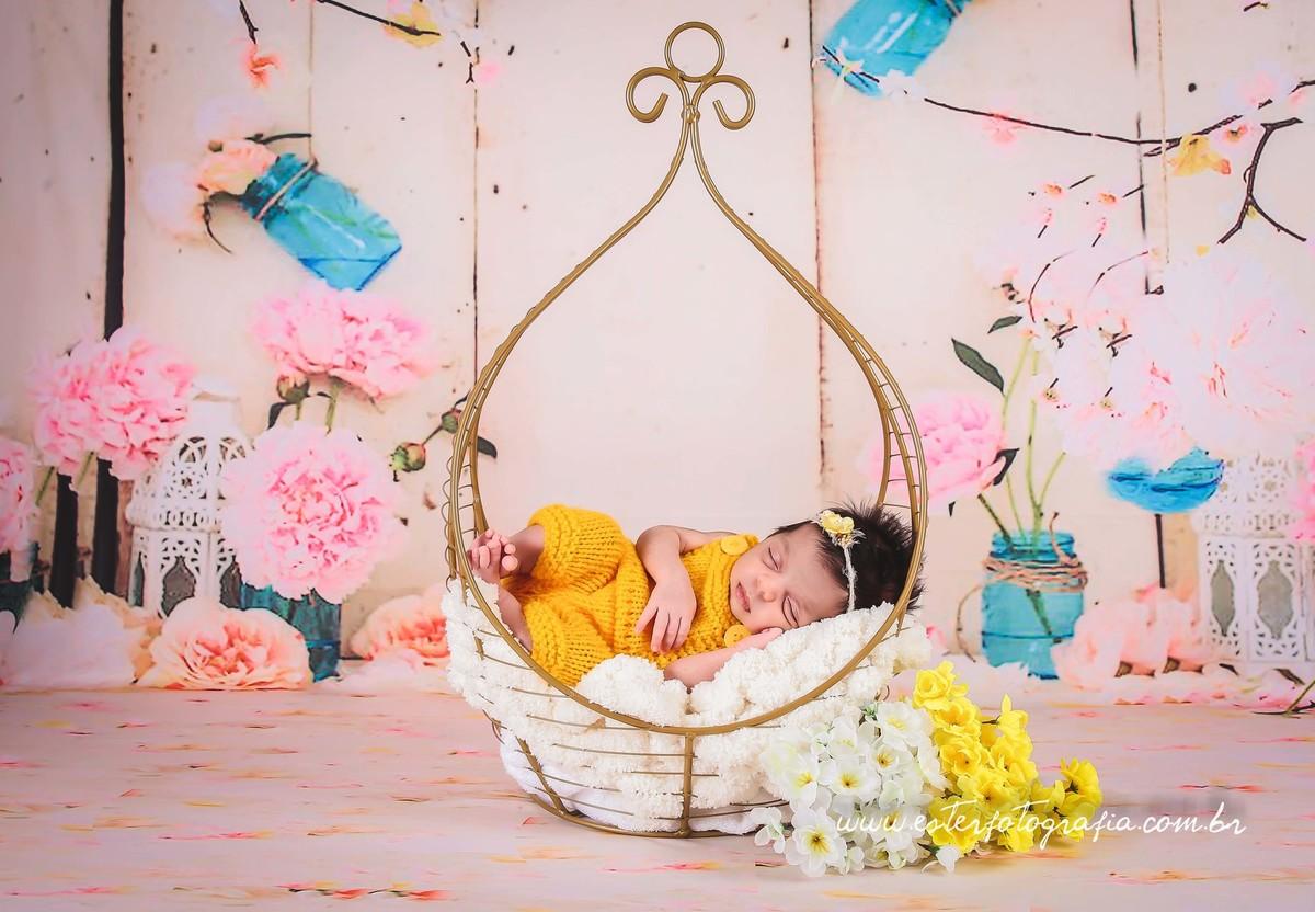 Foto de bebe recem-nascido
