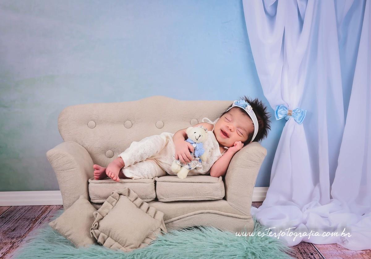 Estúdio especializado em fotografia newborn