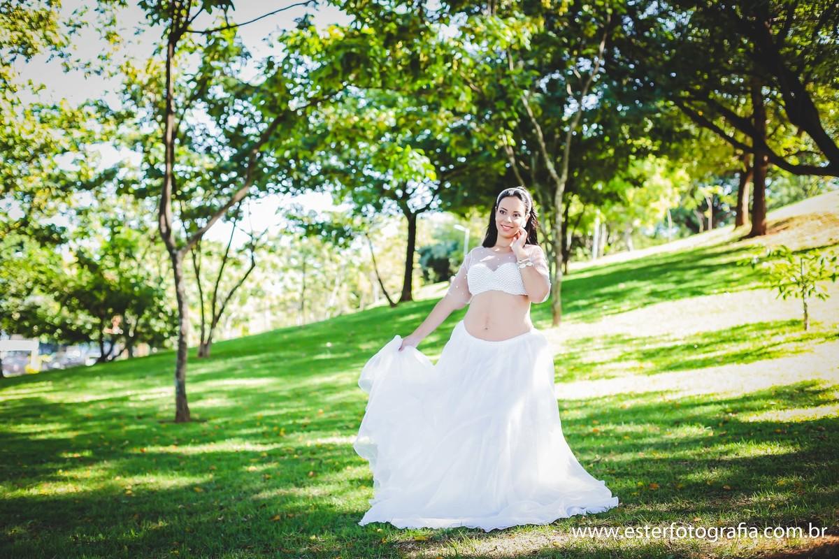 Fotografia de gravida Campinas