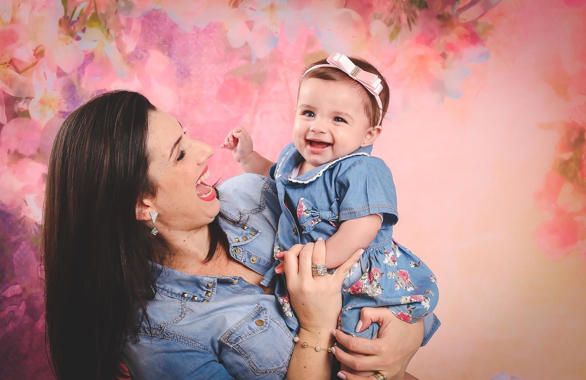 Fotos Mini Sessão dia das Mães