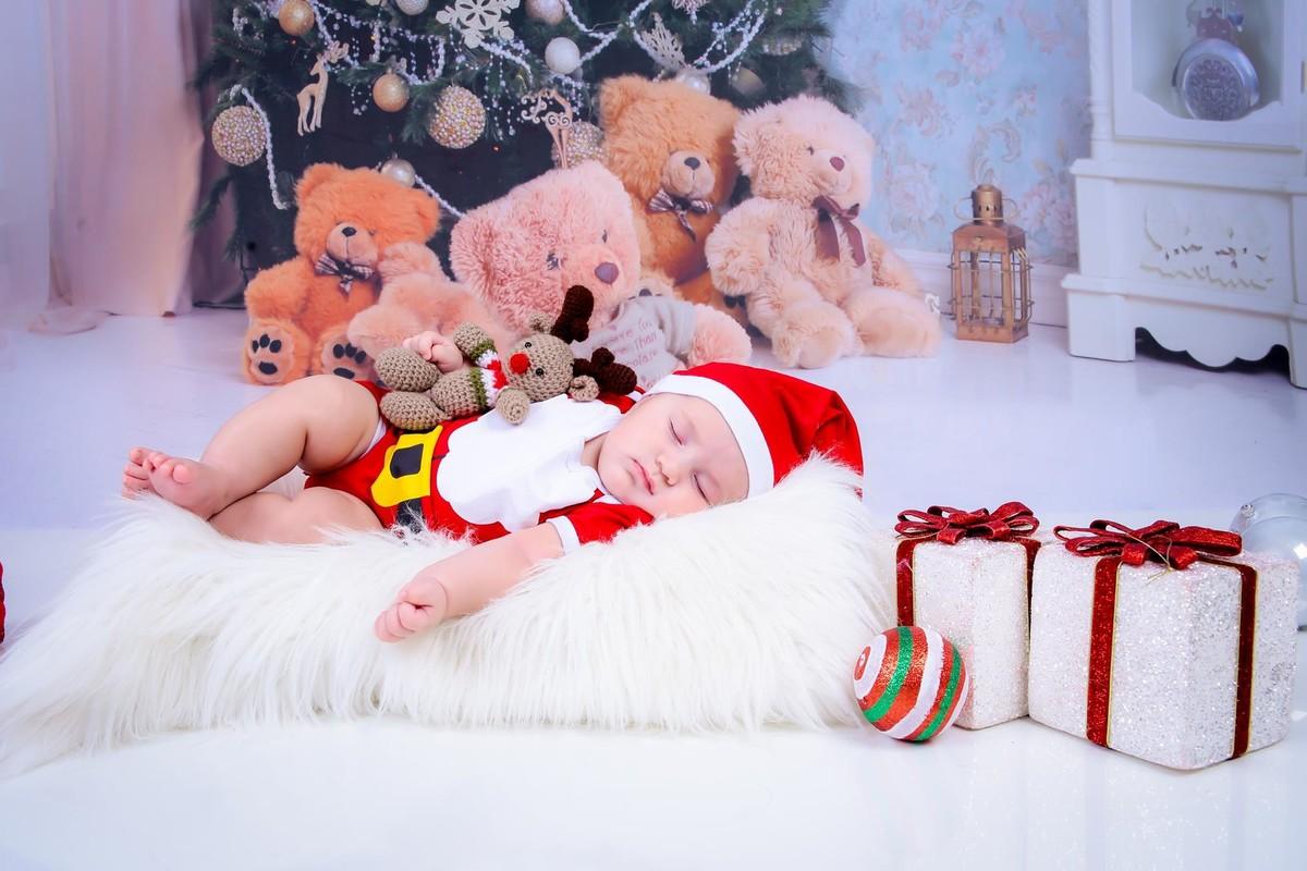 Fotos de Ensaio natalino