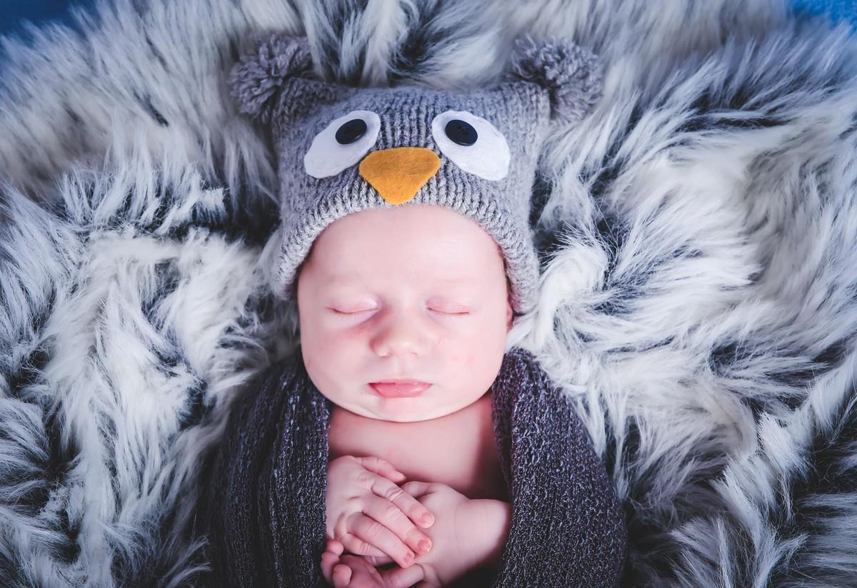 Book Newborn Menino