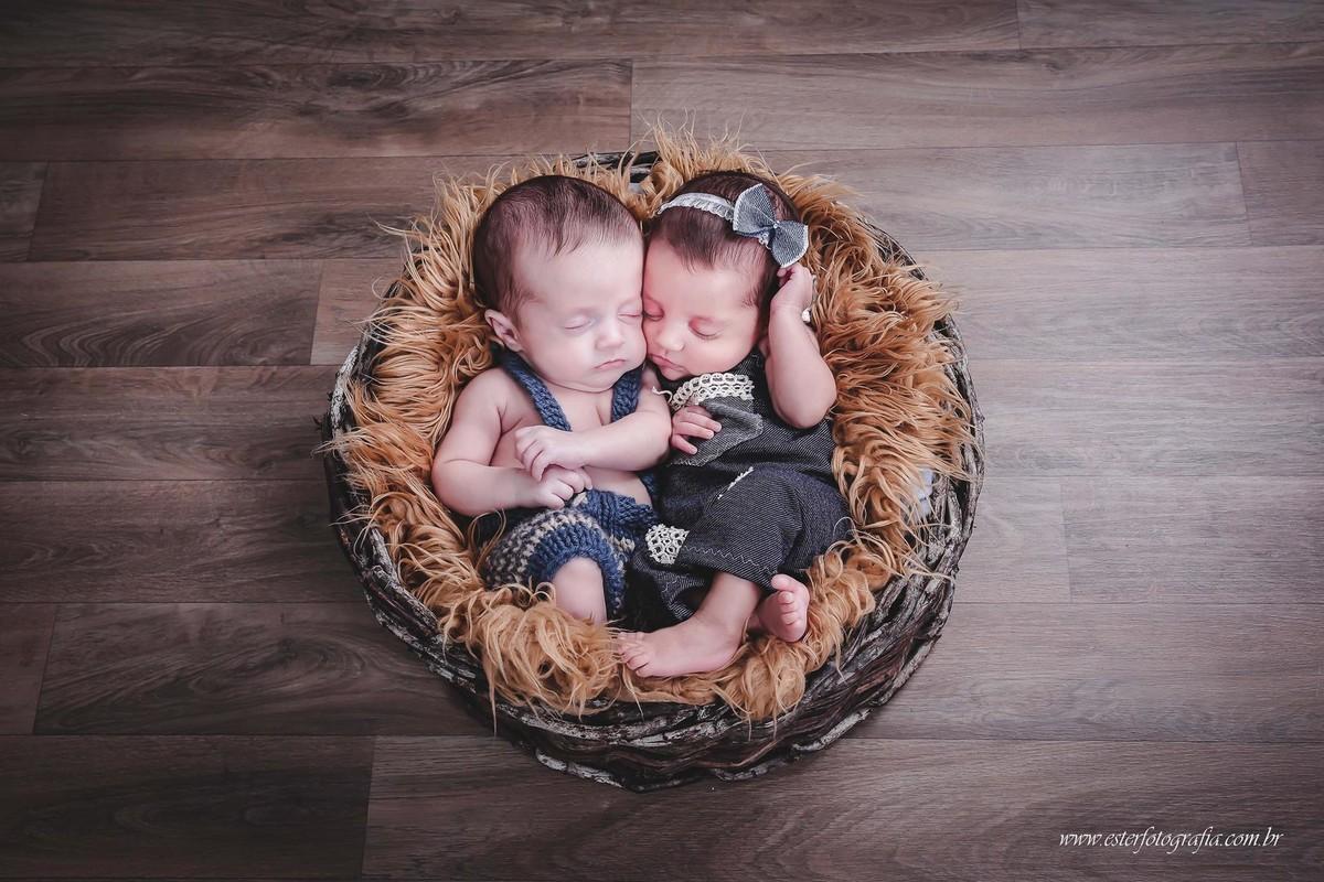 Book Newborn Gemeos