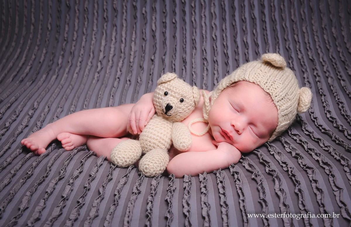 Foto de bebe recen-nascido