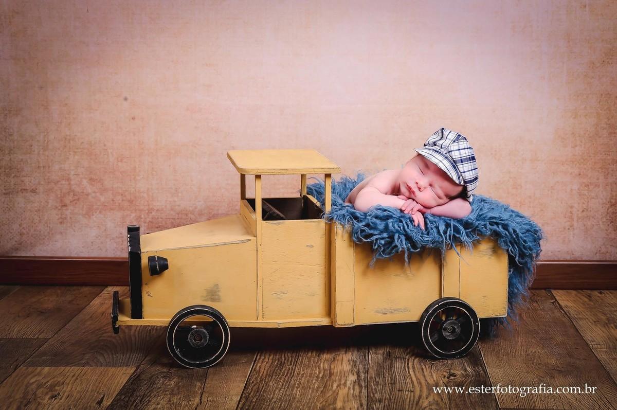 Fotografia Especializada em Recém-nascidos Campinas