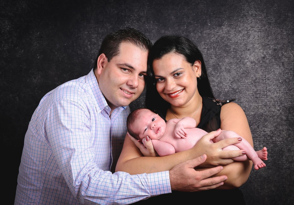 Fotografia Família Campinas