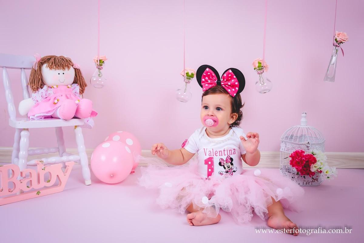 Fotografia de bebe linda