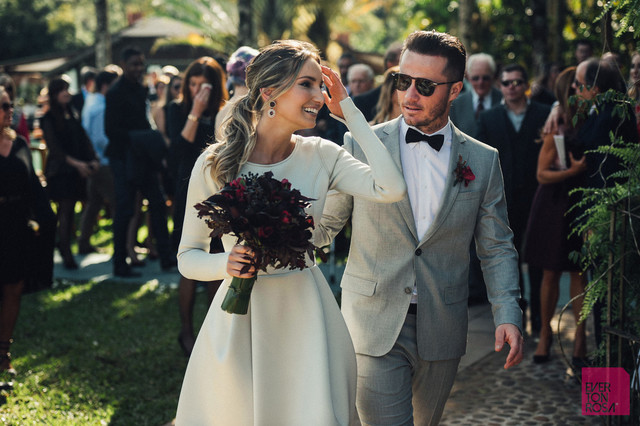 Wedding de Greisse & Nicholas - Cerimônia Religiosa