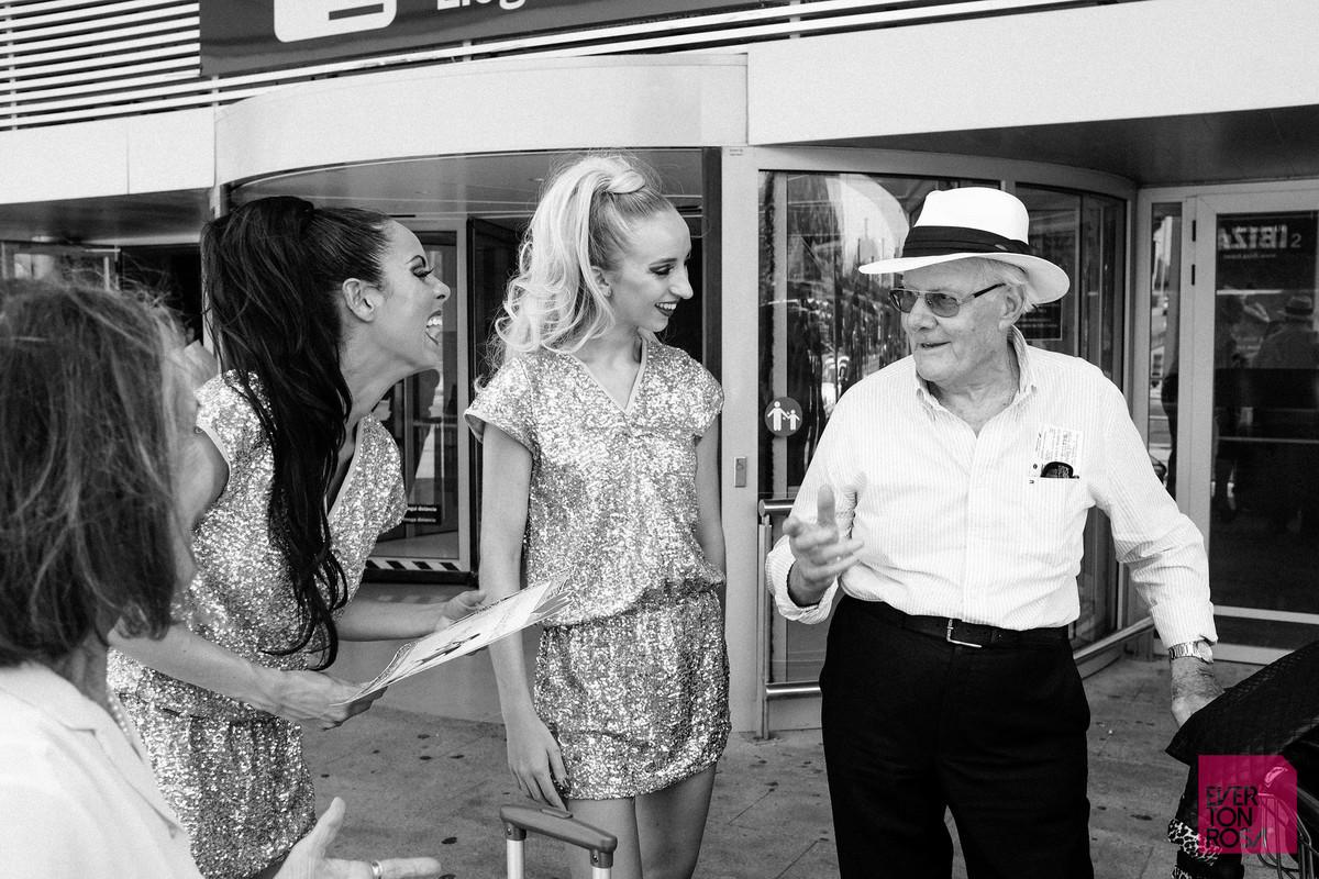 Ibiza luxo casamento noiva