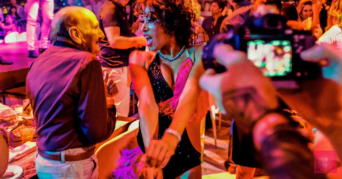 diversão casamento Ibiza festa noturna