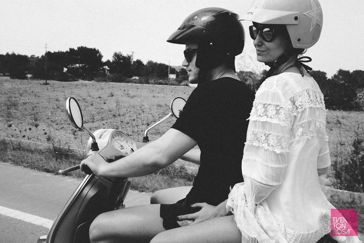 moto campo Ibiza