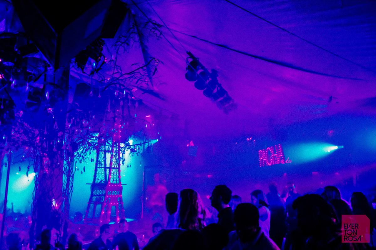 festa noturna casamento Ibiza