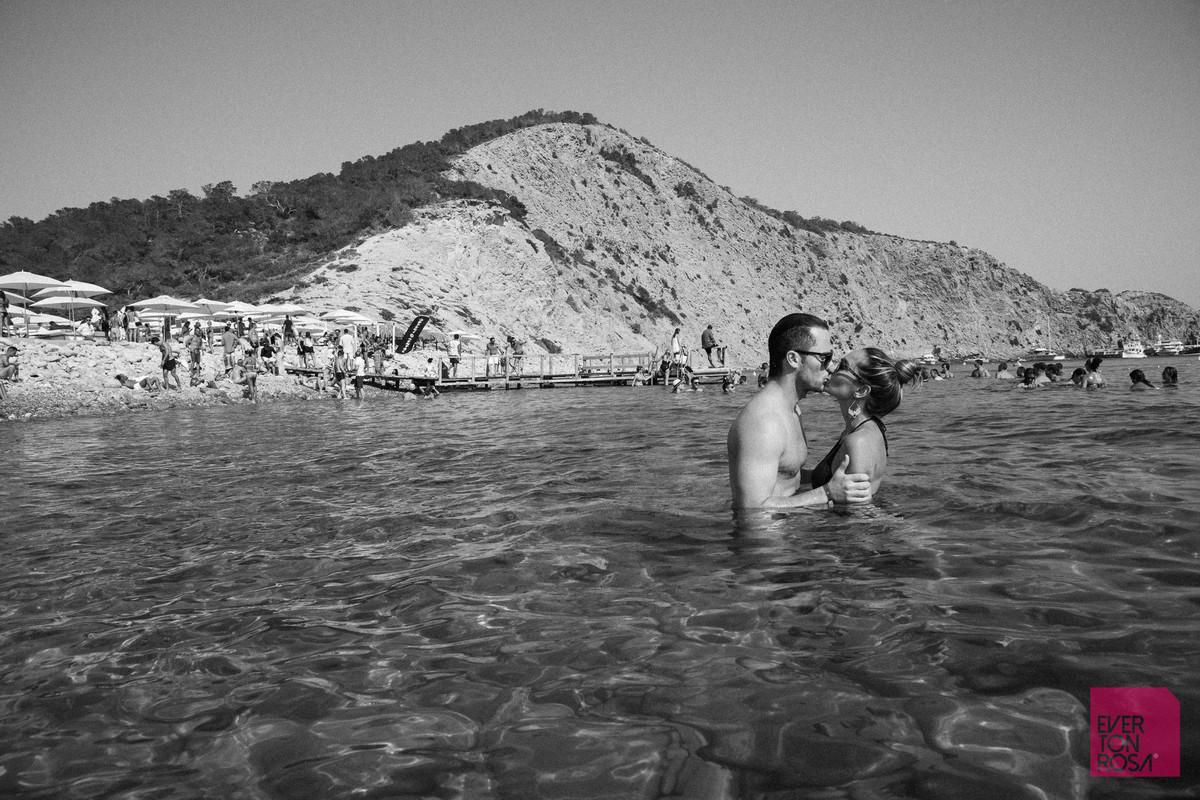 casal Ibiza praia Espanha