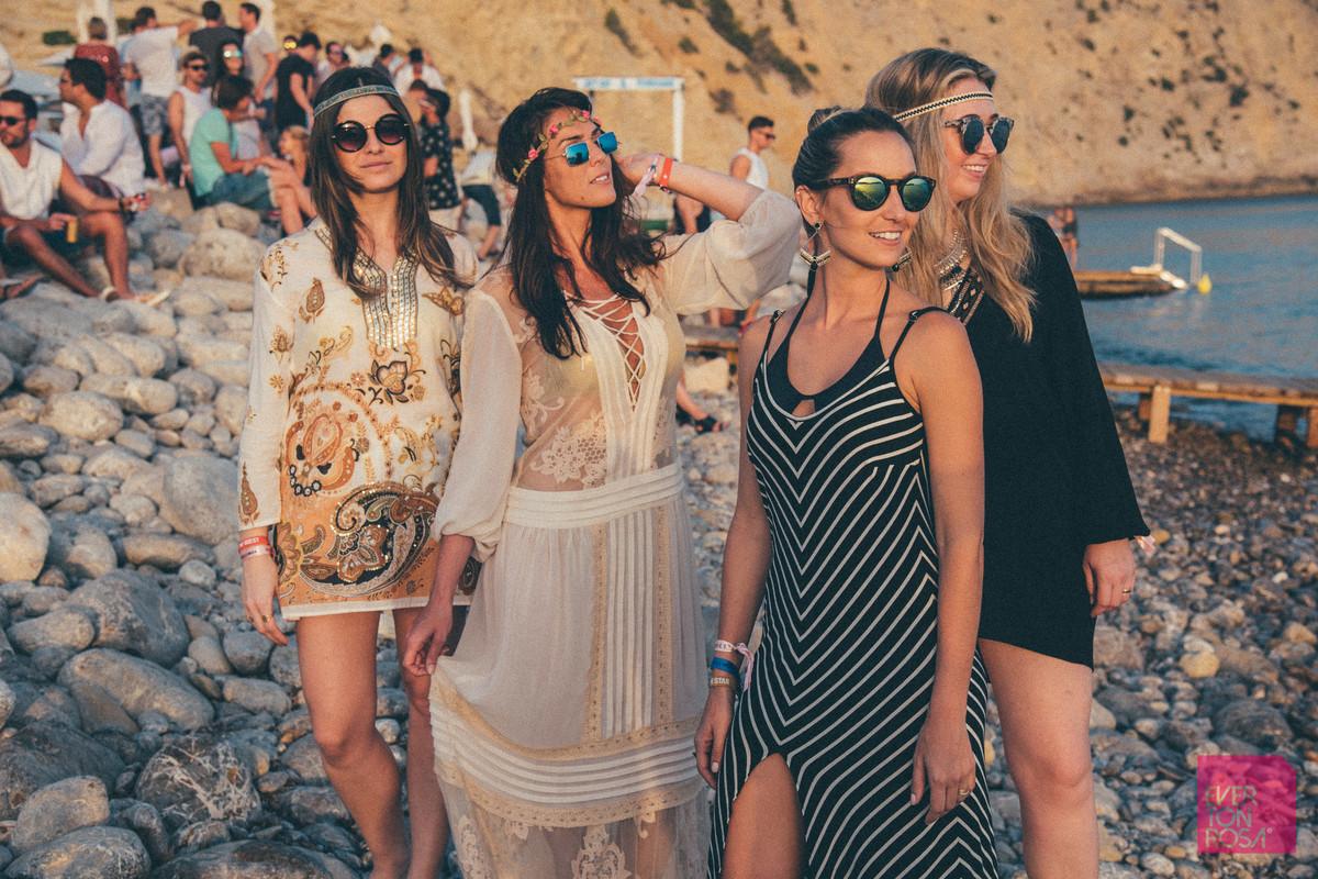 mulheres Ibiza Espanha casamento