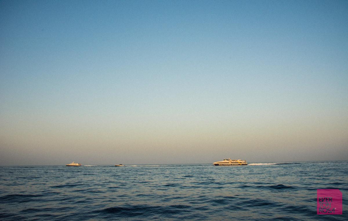 praia barco Ibiza