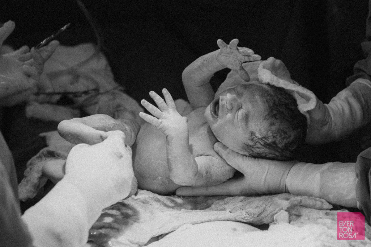 nascimento bebê