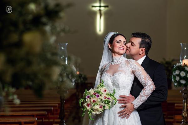Casamentos de Sany e Jecimar