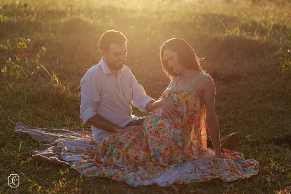Gestantes/Família de Priscila e Danilo