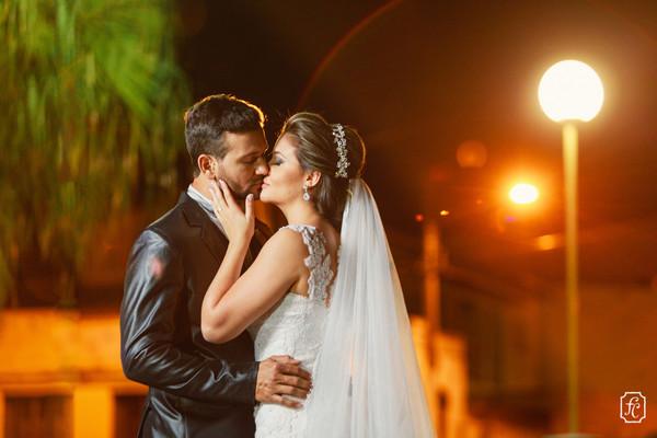 Casamentos de Ândrea e Ederson