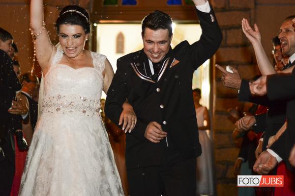 Casamentos de Caroline e Carlos