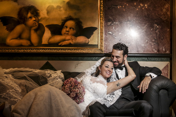 CASAMENTO de Vivian & Rodrigo