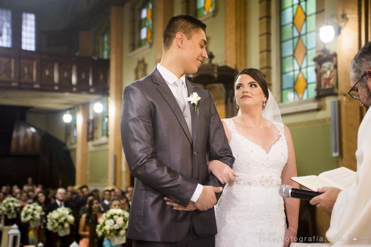Casamento de NIlson e Mônica pelos fotógrafos Roberta Ellerbrock e Juliano Cercal, da Joker Fotografia
