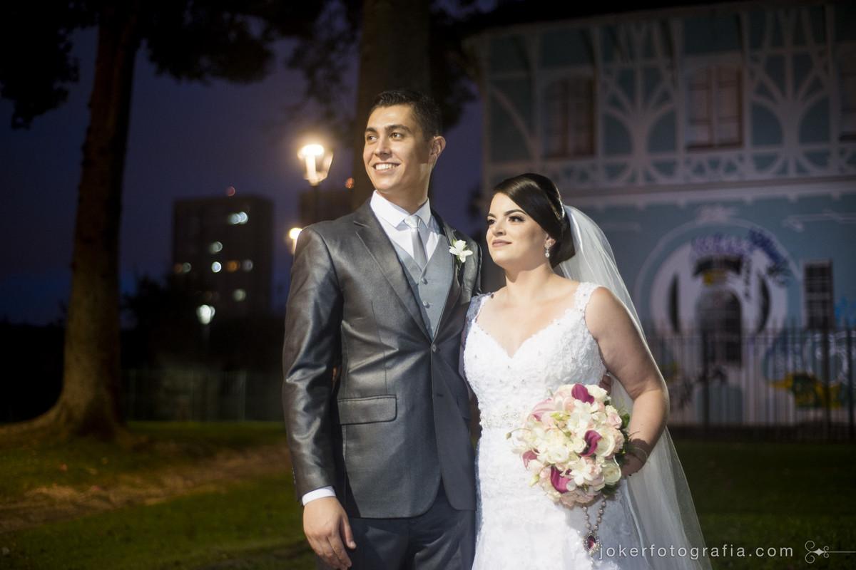 os fotógrafos do nosso casamento foram os melhores profissionais que contratamos