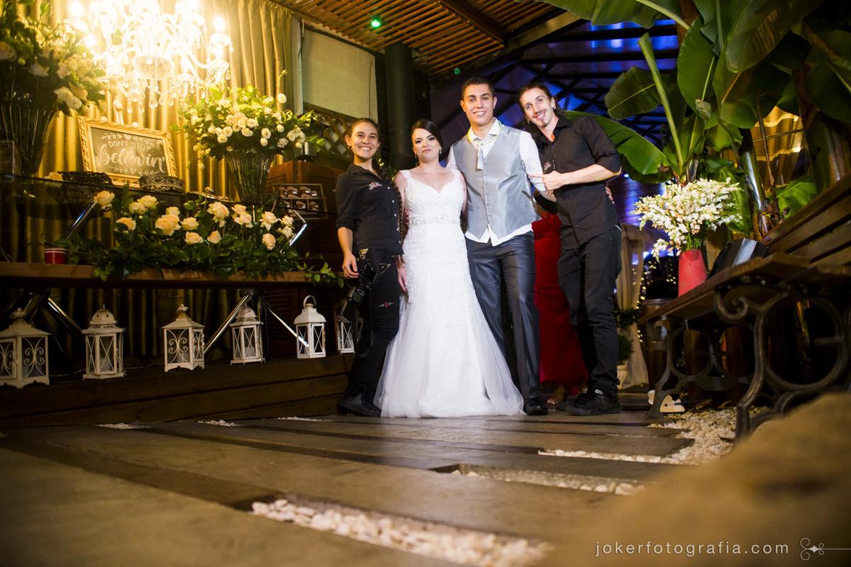 joker fotografia no bamboo social events com o casal nilson e mônica
